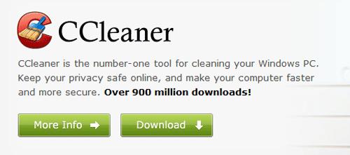 PCメンテナンスソフトCCleanerを使ってみよう♪