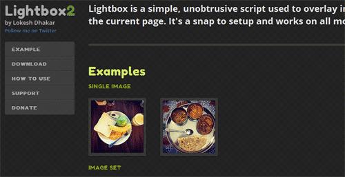lightbox2公式サイト
